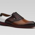 chaussure en cuir de bovins