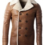 Sheep leather jacket